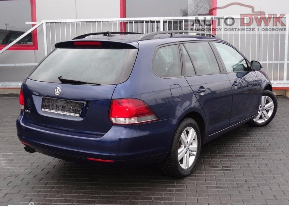 Volkswagen Golf VI (2008-2013) MATCH 2013r. 2.0 TDI 140KM 7