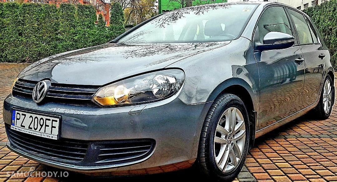 Volkswagen Golf VI (2008-2013) Benzyna 1.4 122KM 2009r. 1