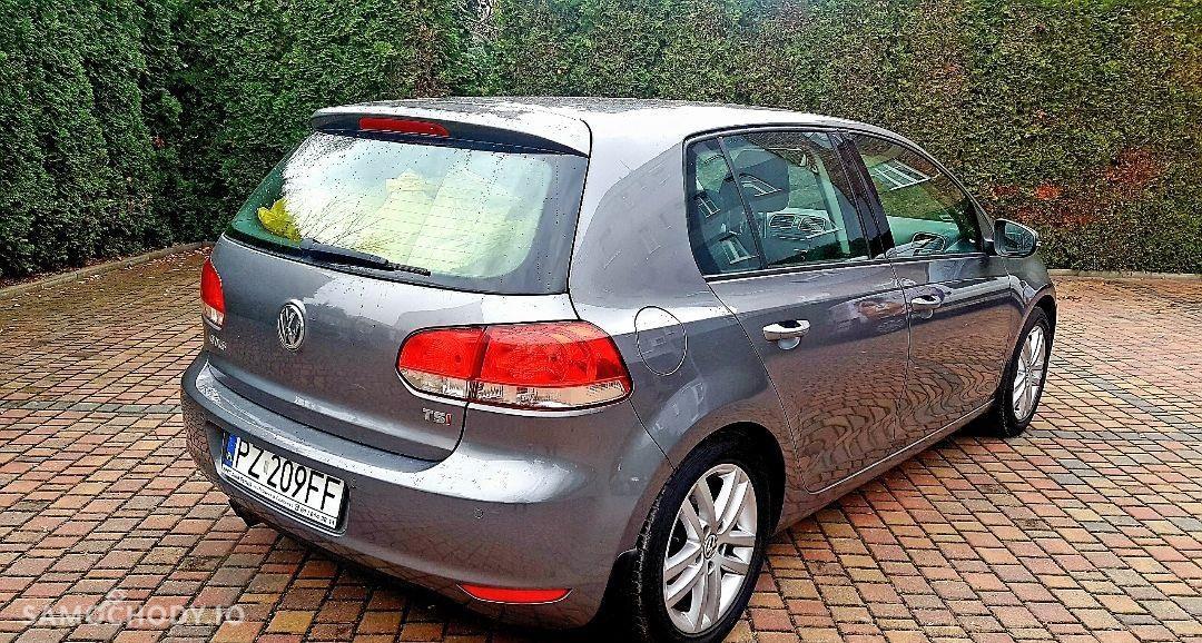 Volkswagen Golf VI (2008-2013) Benzyna 1.4 122KM 2009r. 2