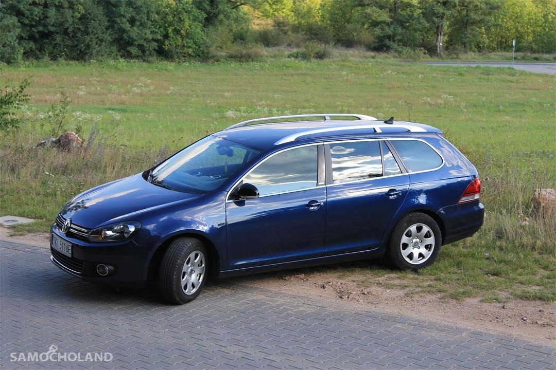 Volkswagen Golf VI (2008-2013) vw golf 2012 r. 1.6 105 KM mega ekonomiczny  7