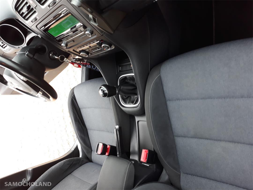 Volkswagen Golf VI (2008-2013) vw golf 2012 r. 1.6 105 KM mega ekonomiczny  29