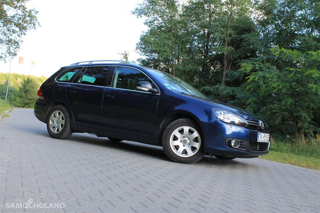 Volkswagen Golf VI (2008-2013) vw golf 2012 r. 1.6 105 KM mega ekonomiczny  4