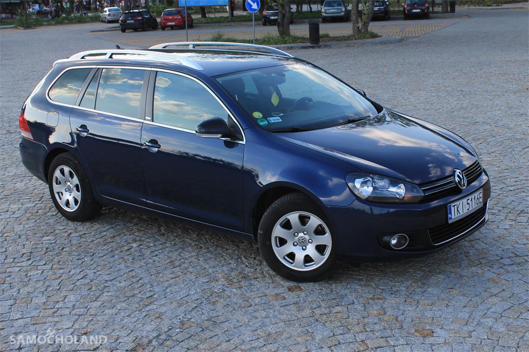 Volkswagen Golf VI (2008-2013) vw golf 2012 r. 1.6 105 KM mega ekonomiczny  1