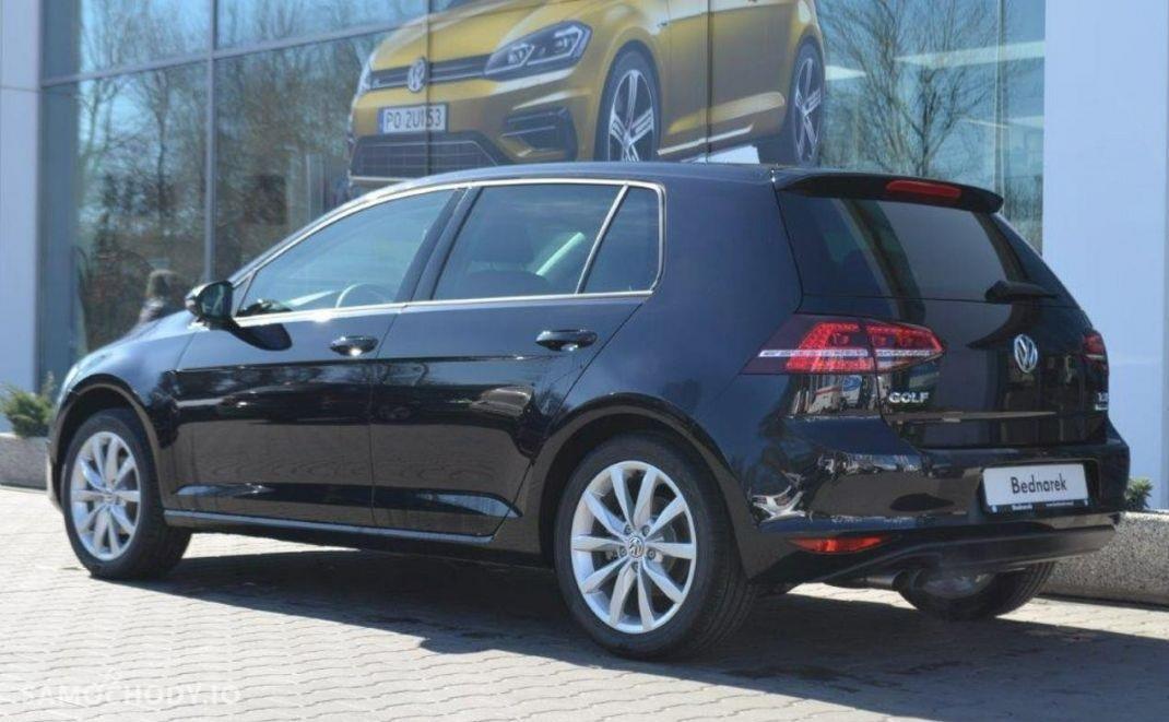 Volkswagen Golf VII (2012-) XENONY, CZUJNIKI PARKOWANIA , SYSTEM START-STOP 2