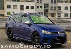 volkswagen golf vii (2012-) Volkswagen Golf VII (2012-) 300KM Pełna Opcja 4x4 Kombi Salon PL