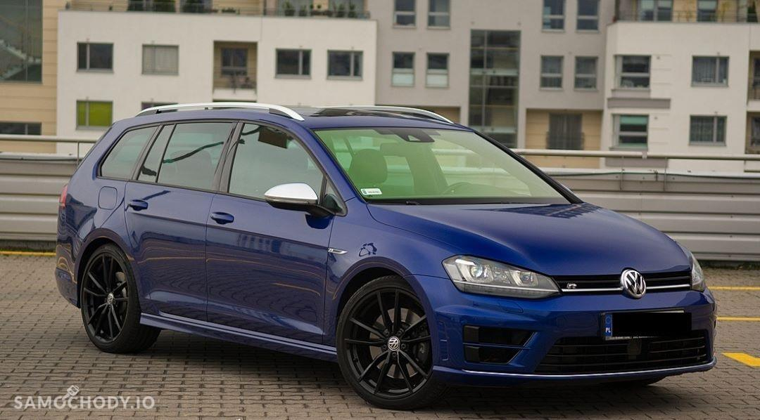 Volkswagen Golf VII (2012-) 300KM Pełna Opcja 4x4 Kombi Salon PL 1