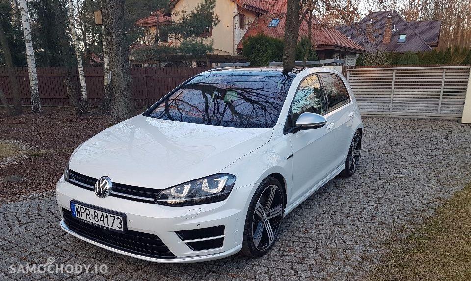Volkswagen Golf VII (2012-) R DSG 325KM Automat 4x4 GWARANCJA 2020 2