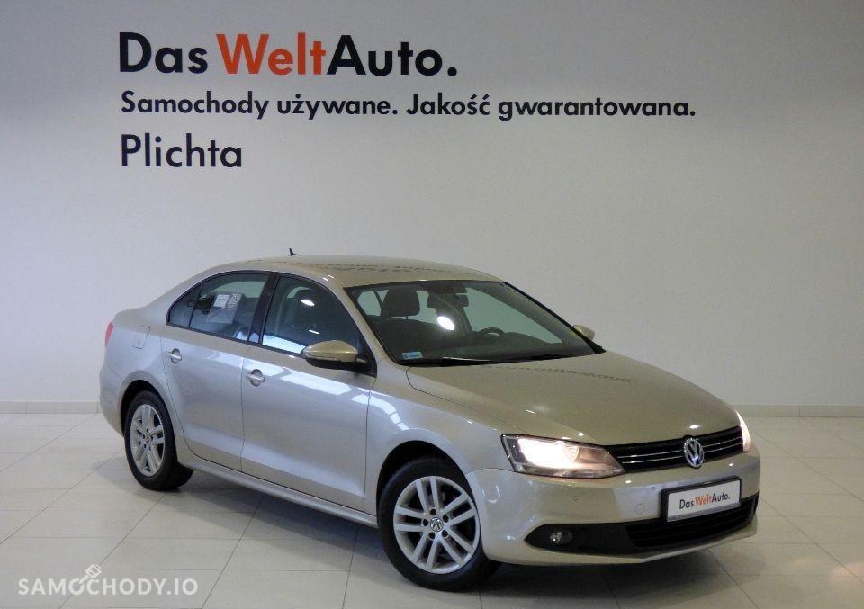 Volkswagen Jetta A6 (2010-) 2.0TDI 140KM Comfortline Climatronic Alu Tempomat 1