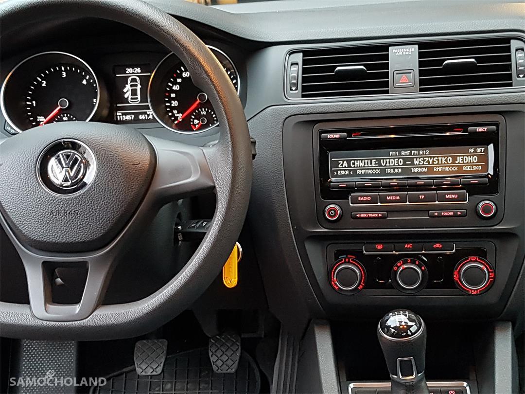 Volkswagen Jetta A6 (2010-) Krajowy, 2015r 2.0 TDI Serwisowany w ASO  29