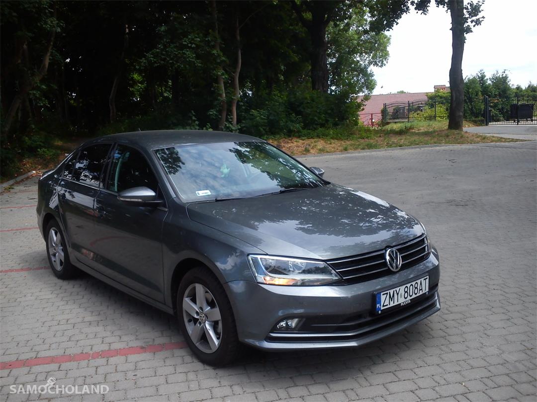 Volkswagen Jetta A6 (2010-) VW JETTA 2018R., SALON-SERWIS POLSKA GWARANCJA DO 2022R. 1