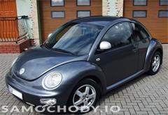 volkswagen z województwa łódzkie Volkswagen New Beetle komfortowe, oszczędny, doinwestowany