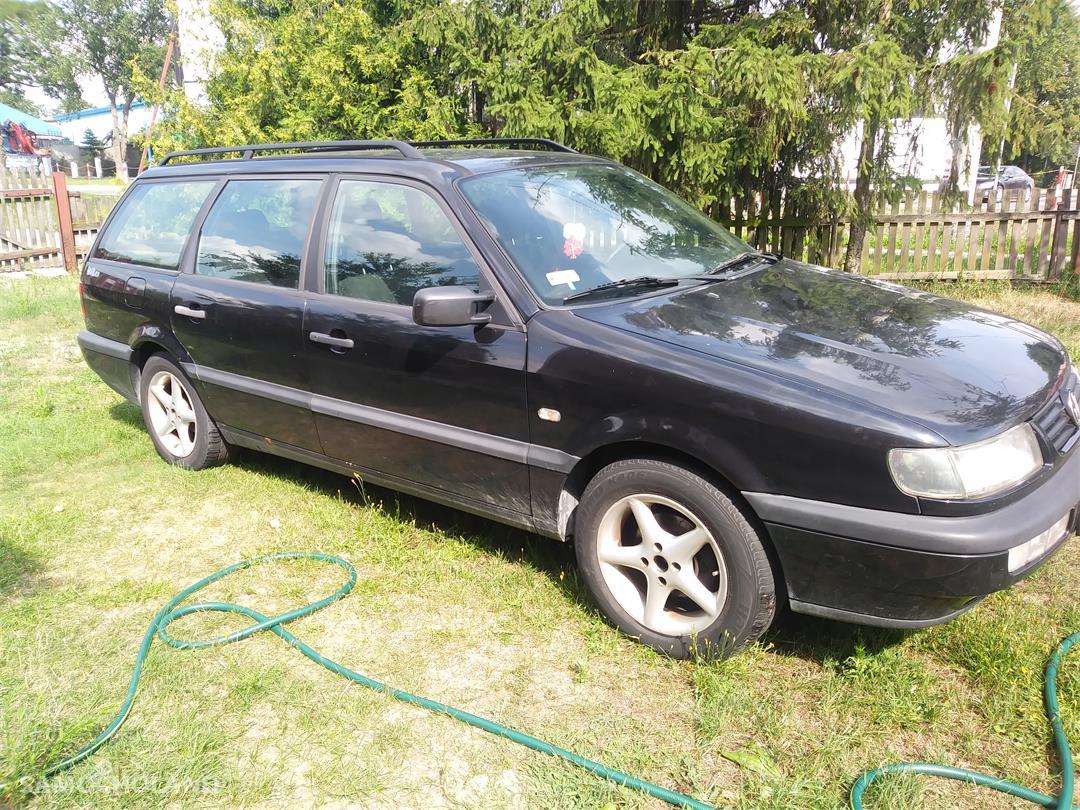 Volkswagen Passat B4 (1993-1997) Volkswagen passat 2.0 1