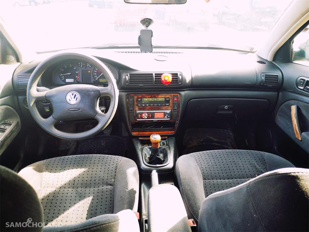 Volkswagen Passat B5 (1996-2000) Passat b5 1.8 Benzyna z Gazem 4