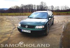 volkswagen Volkswagen Passat B5 (1996-2000) Passat b5 1.8 Benzyna z Gazem