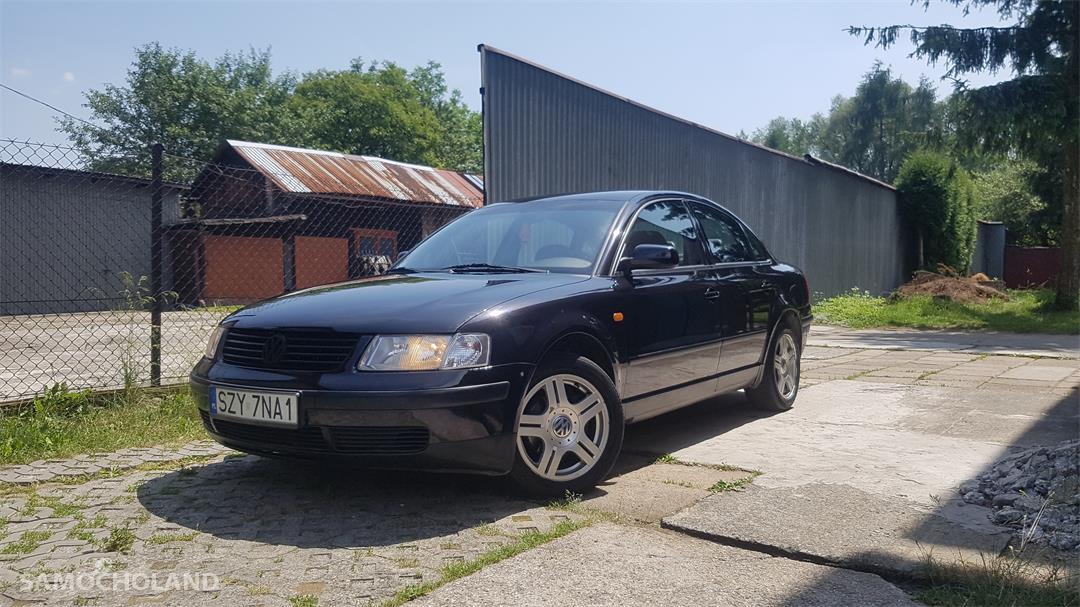 Volkswagen Passat B5 (1996-2000) Piękny i niezawodny Volkswagen Passat B5 1.9 TDI  46