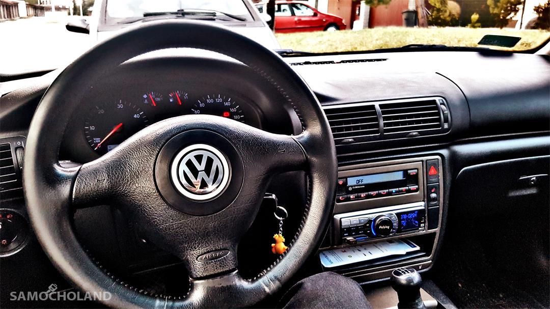 Volkswagen Passat B5 (1996-2000) Piękny i niezawodny Volkswagen Passat B5 1.9 TDI  67