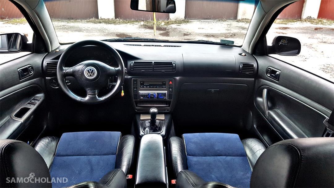 Volkswagen Passat B5 (1996-2000) Piękny i niezawodny Volkswagen Passat B5 1.9 TDI  2