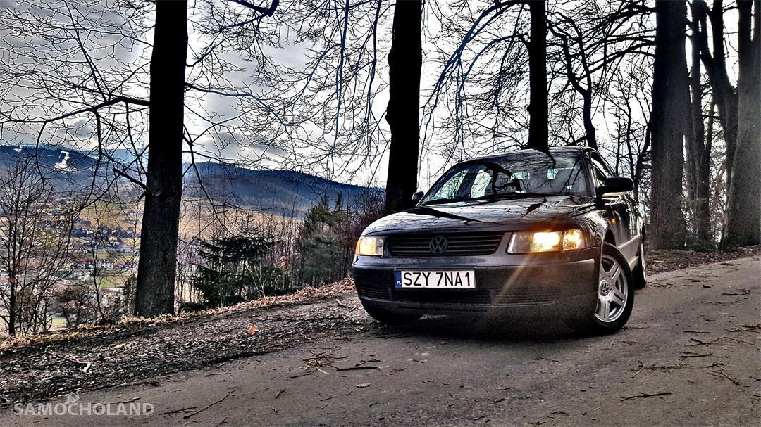 Volkswagen Passat B5 (1996-2000) Piękny i niezawodny Volkswagen Passat B5 1.9 TDI  56