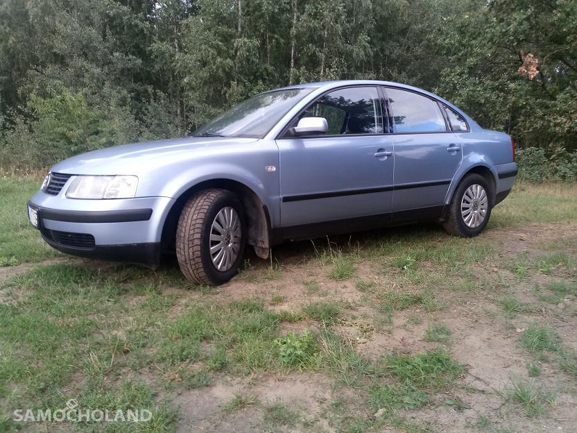 Volkswagen Passat B5 (1996-2000) Volkswagen Passat 1.6 benzyna klima,szyberdach 1