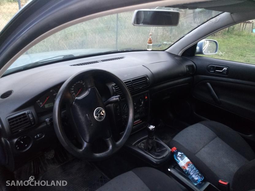 Volkswagen Passat B5 (1996-2000) Volkswagen Passat 1.6 benzyna klima,szyberdach 11