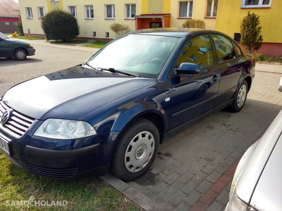 Volkswagen Passat B5 FL (2000-2005) Bezwypadkowy, używany tylko przez 1 osobę, zadbany. 7