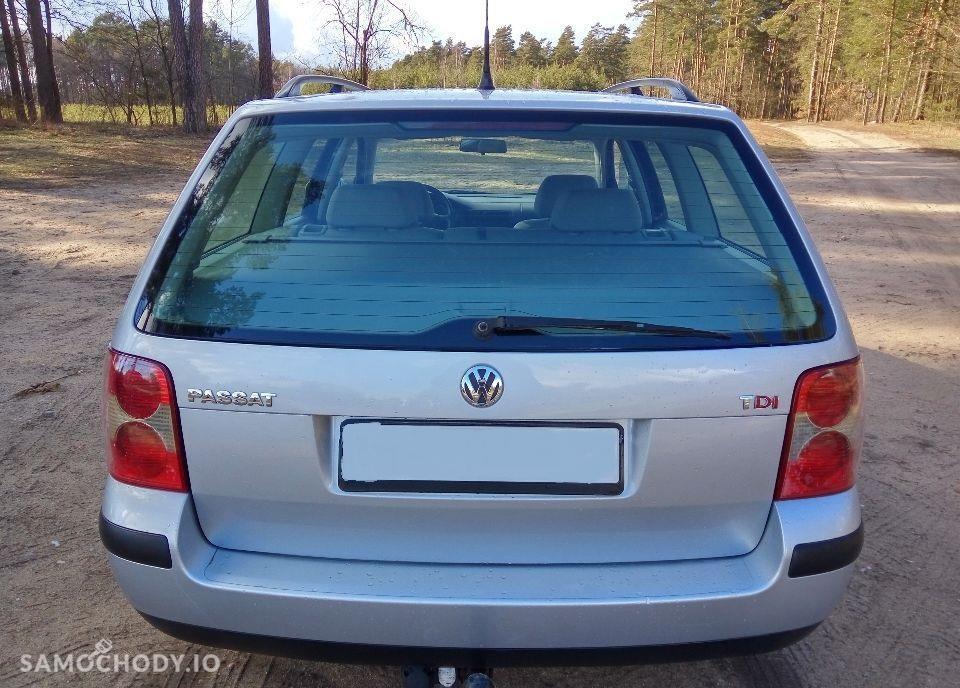 Volkswagen Passat B5 FL (2000-2005) Diesel 1.9 105KM 2001r. 2