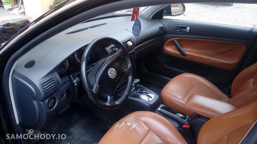Volkswagen Passat B5 FL (2000-2005) Passat B5fl 1.9 TDI 130 km automat skora foteliki wbudowane 22
