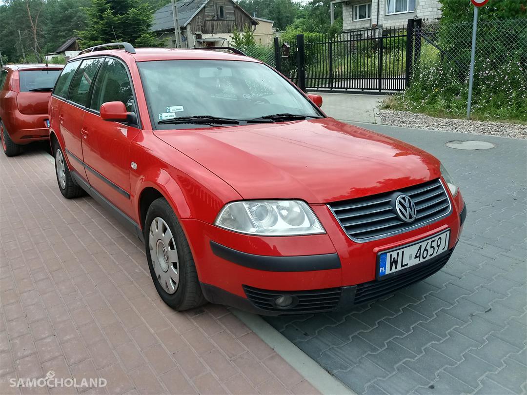 Volkswagen Passat B5 FL (2000-2005) Passat bezwypadkowy, nie miał napraw blacharskich 1