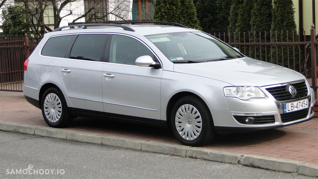 Volkswagen Passat B6 (2005-2010) 2.0 TDI CR 140 km Common Rail 1