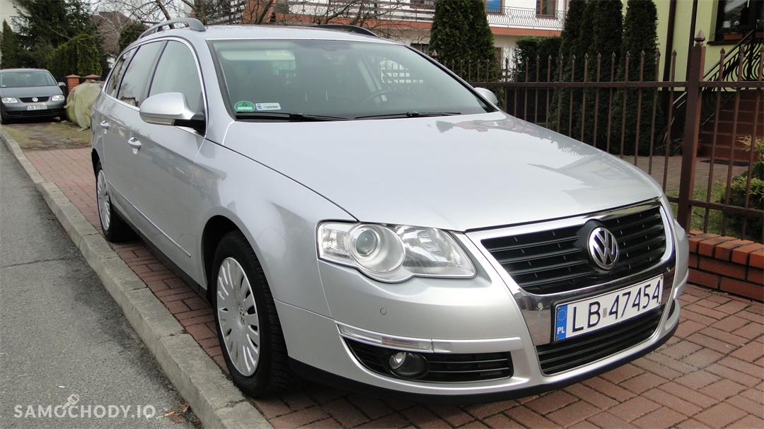 Volkswagen Passat B6 (2005-2010) 2.0 TDI CR 140 km Common Rail 16