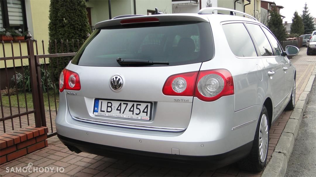 Volkswagen Passat B6 (2005-2010) 2.0 TDI CR 140 km Common Rail 29