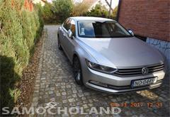 z miasta olsztyn Volkswagen Passat B8 (2014-) VW PASSAT 22015 REJ. 2016 2,0 DIESEL SREBRNY 70000 PRZEBIEG