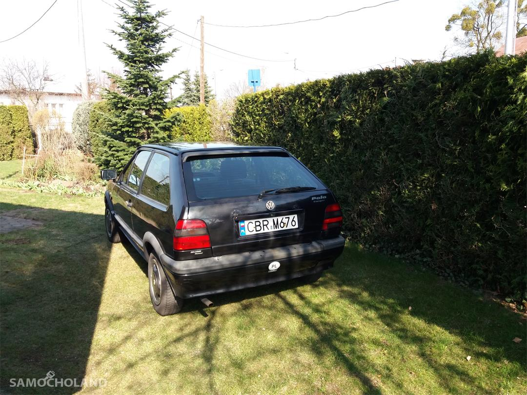 """Volkswagen Polo II (1981-1994)  coupe, 1.3 benzyna, wersja """"style"""" 1"""