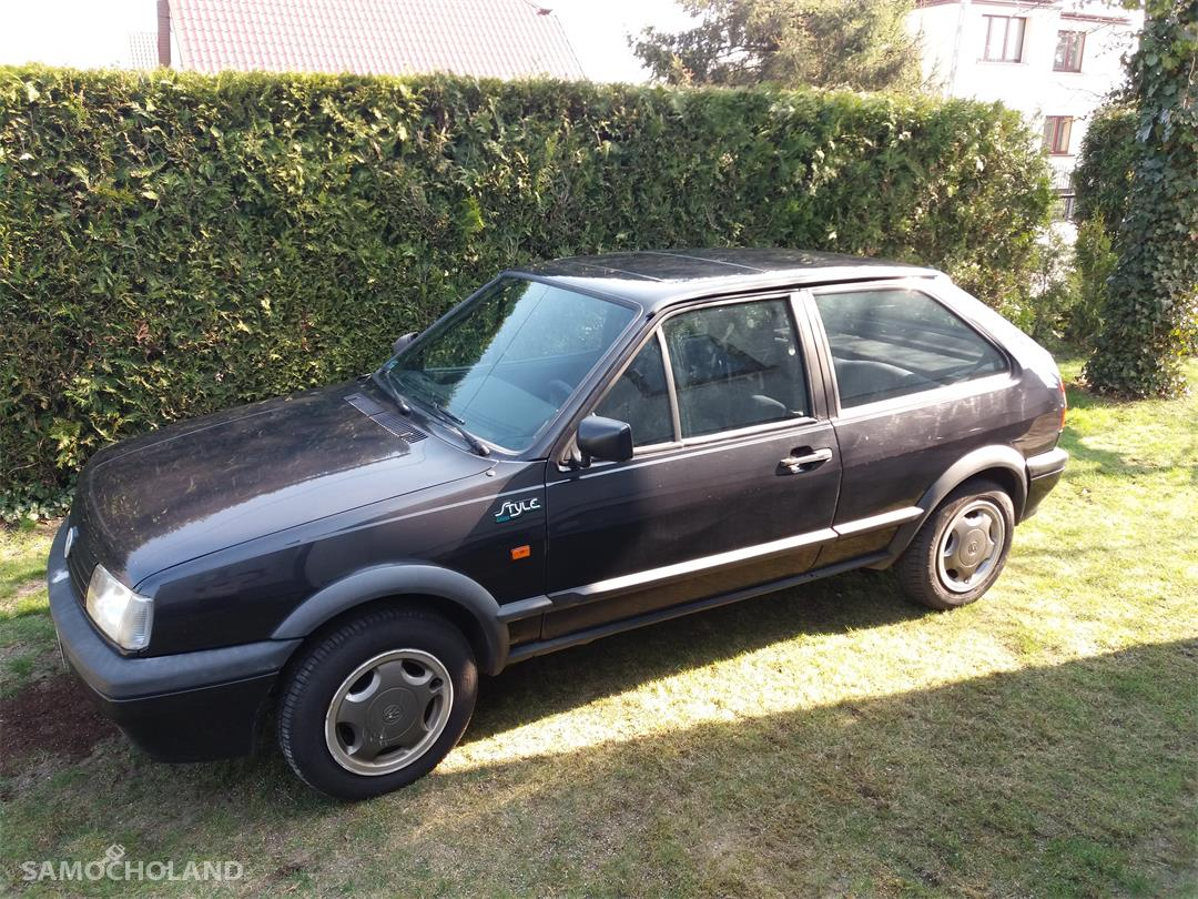"""Volkswagen Polo II (1981-1994)  coupe, 1.3 benzyna, wersja """"style"""" 2"""