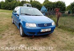 volkswagen polo Volkswagen Polo III (1994-2001) Vw Polo 6n2 zamiana, mały przebieg