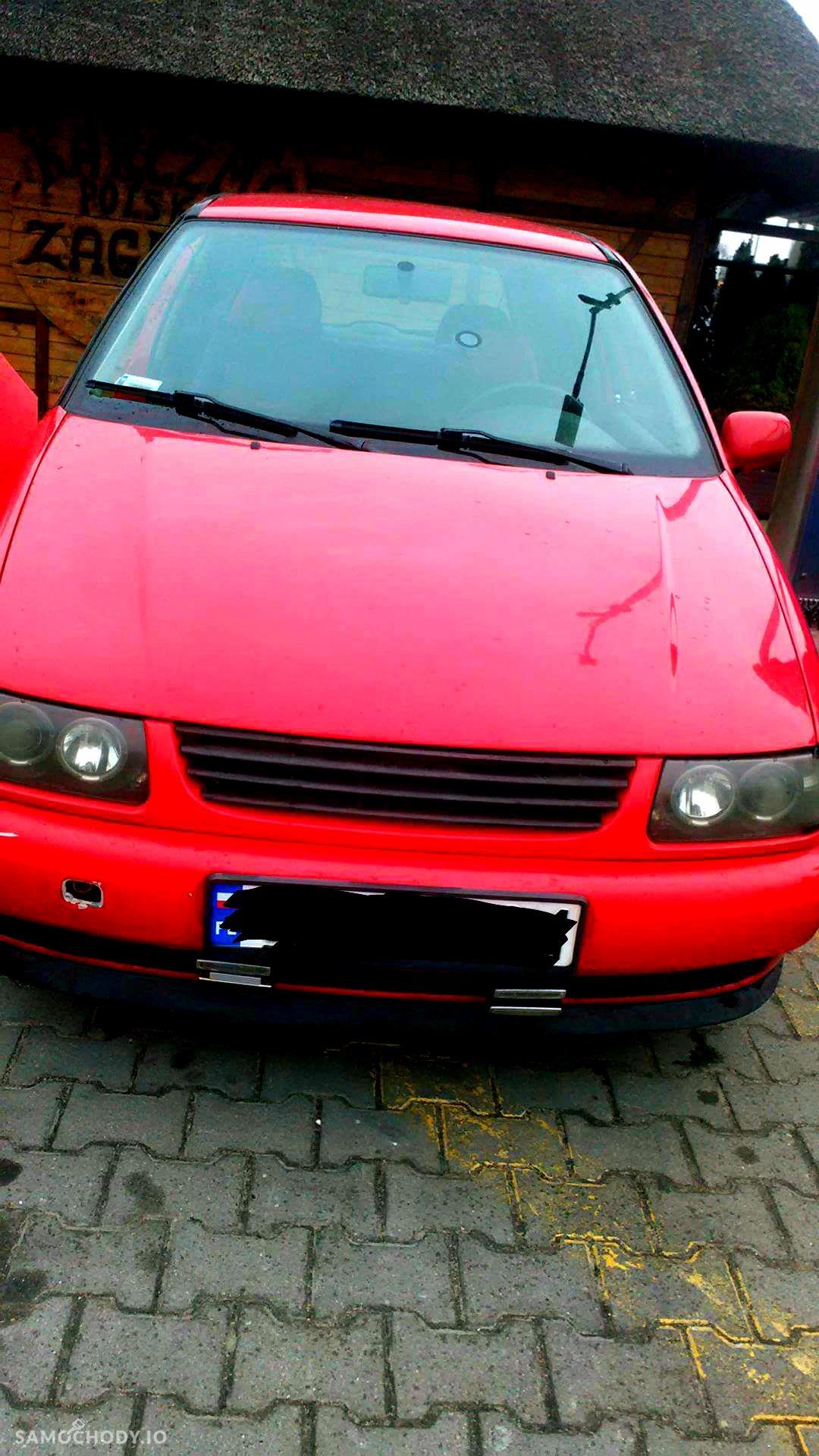 Volkswagen Polo III (1994-2001) Zadbany VW polo rocznik 1998 1.6 75KM 1