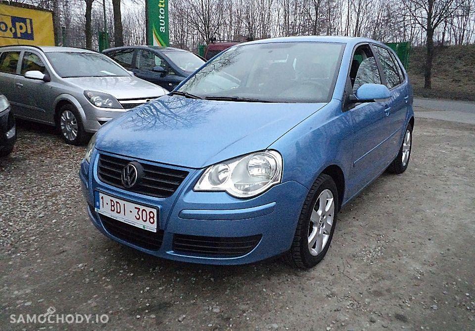 Volkswagen Polo IV (2001-2009) Klima Alusy 1.4 80KM  1