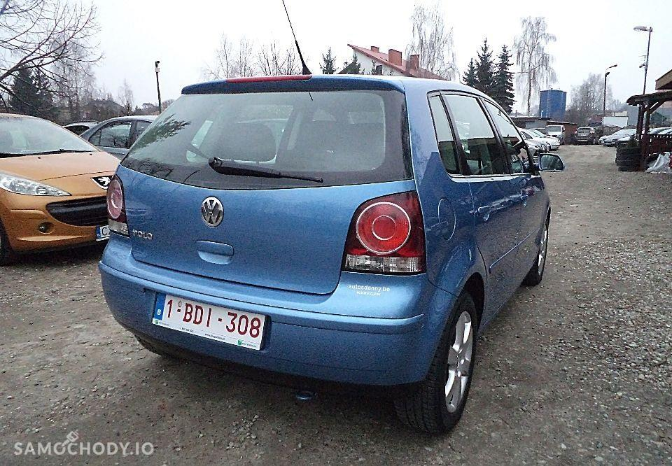Volkswagen Polo IV (2001-2009) Klima Alusy 1.4 80KM  2