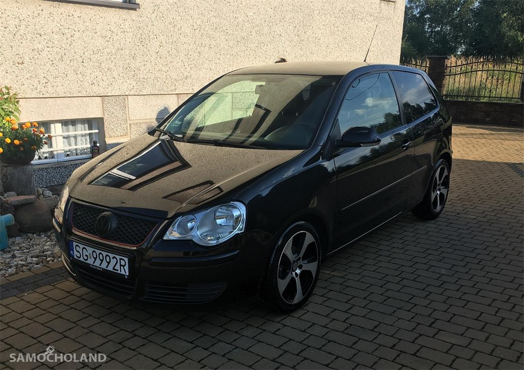 Volkswagen Polo IV (2001-2009) Piękne polo 1.4 4