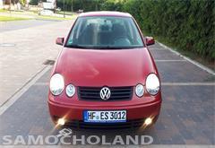 volkswagen z województwa mazowieckie Volkswagen Polo IV (2001-2009) Volkswagen Polo 1.4 101 km OPŁACONY