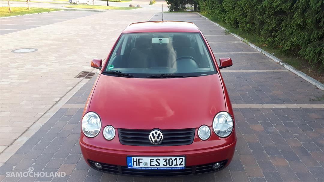 Volkswagen Polo IV (2001-2009) Volkswagen Polo 1.4 101 km OPŁACONY  29