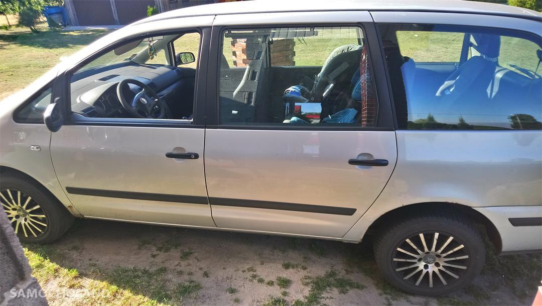 Volkswagen Sharan I (1995-2010)   hak, 7 foteli,  swieże oc i przegląd, pierwszy własciciel 2