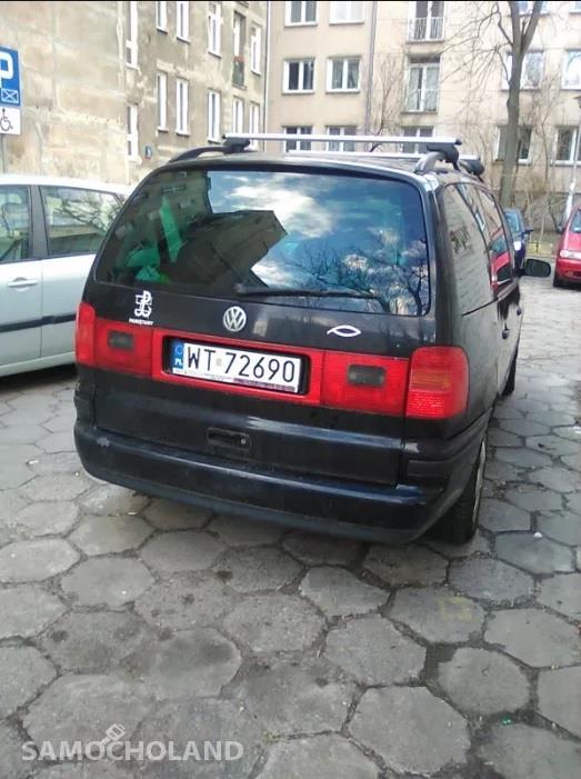 Volkswagen Sharan I (1995-2010)  2