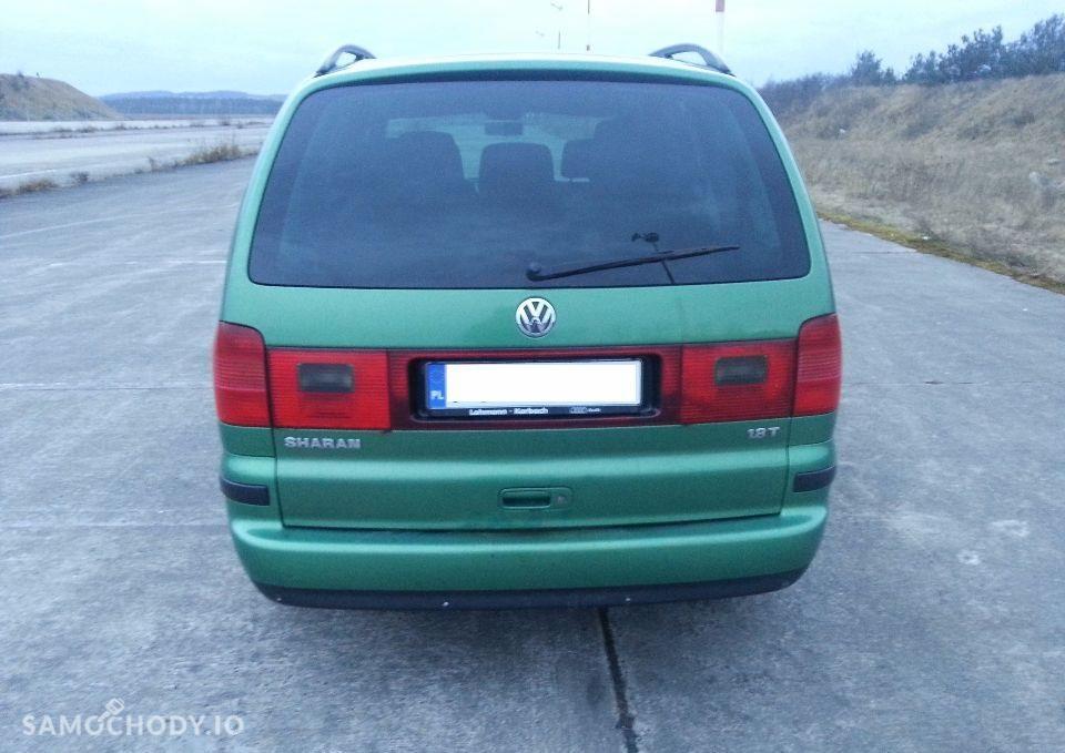 Volkswagen Sharan I (1995-2010) Benzyna+LPG 1.8 150KM 2