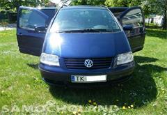 volkswagen z województwa świętokrzyskie Volkswagen Sharan I (1995-2010) Vw sharan 1,9 tdi  z 2001 r.