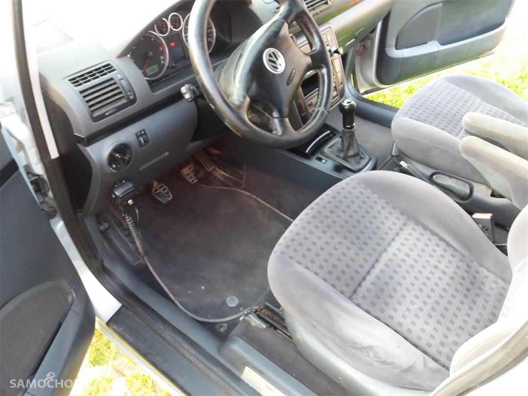 Volkswagen Sharan I (1995-2010) VW SHARAN 1.9TDI 2002r 238 000km 7