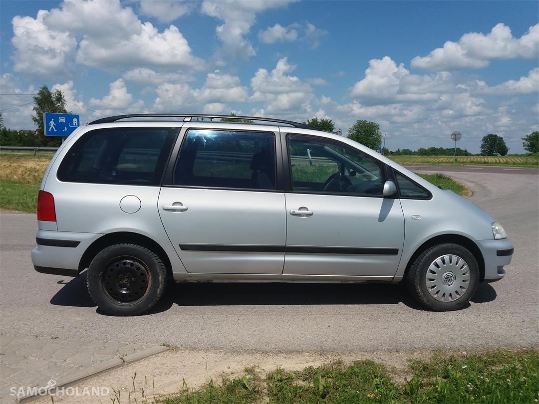 Volkswagen Sharan I (1995-2010) VW SHARAN 1.9TDI 2002r 238 000km 16