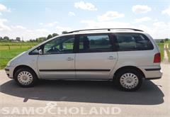 z miasta lublin Volkswagen Sharan I (1995-2010) VW SHARAN 1.9TDI 2002r 238 000km