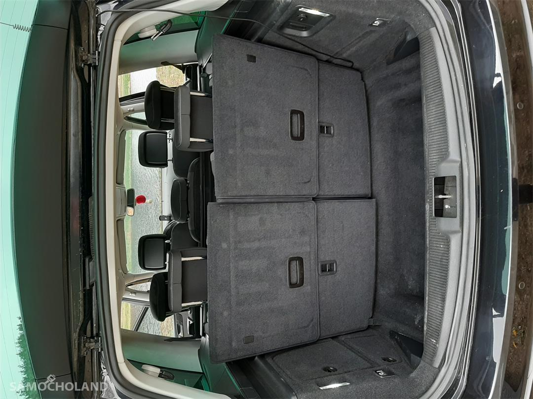 Volkswagen Sharan II (2010-) Volkswagen Sharan Klima zarejestrowany garażowany, pierwszy właściel w kraju 22