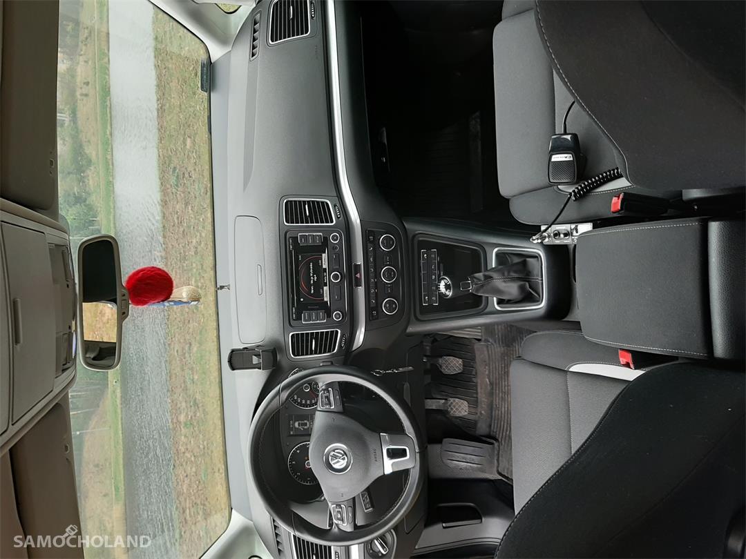 Volkswagen Sharan II (2010-) Volkswagen Sharan Klima zarejestrowany garażowany, pierwszy właściel w kraju 16